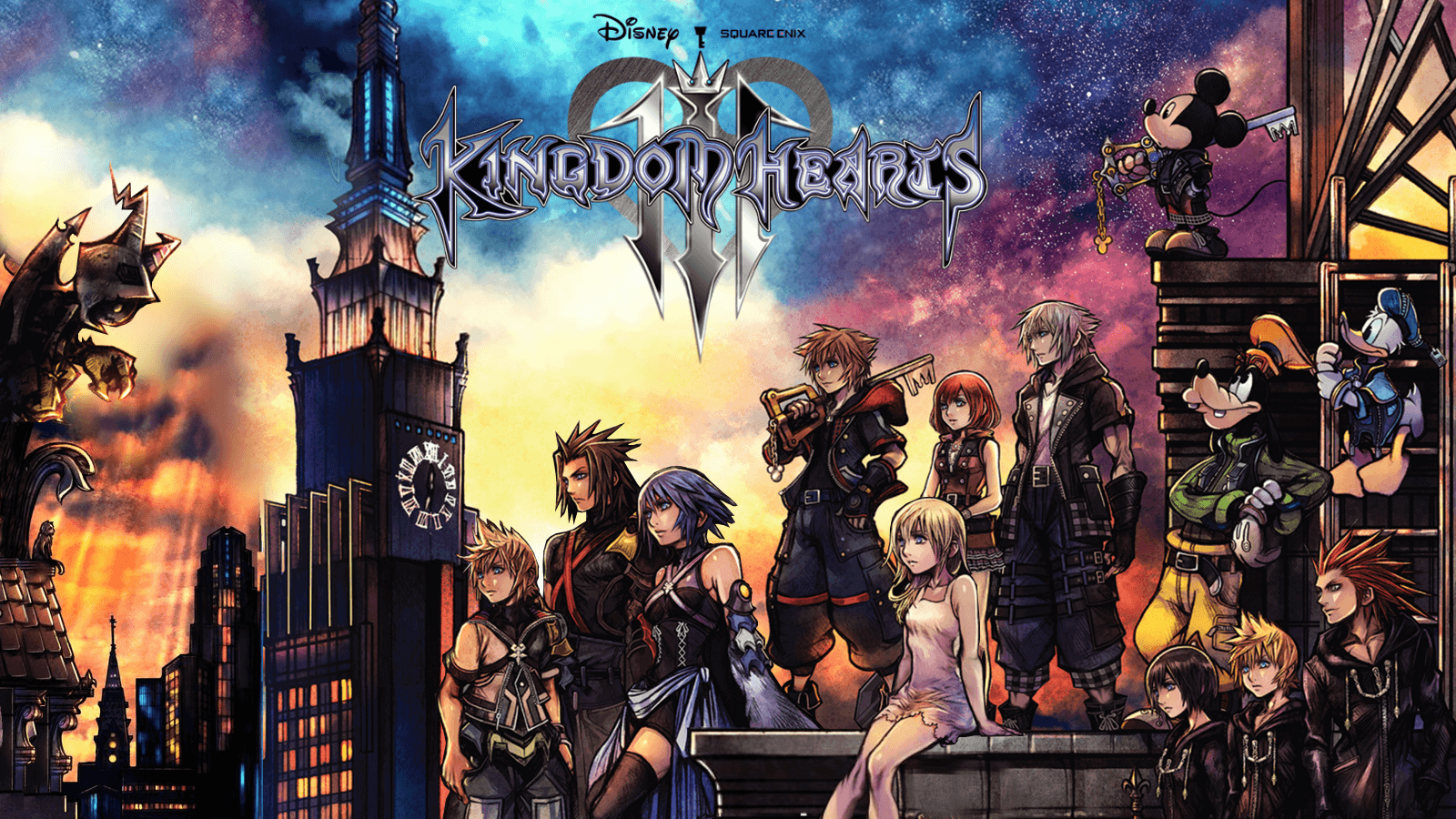 A Quick and Dirty Guide To All Kingdom Hearts Games