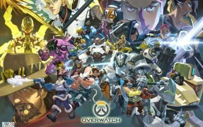 Overwatch Teases New Update